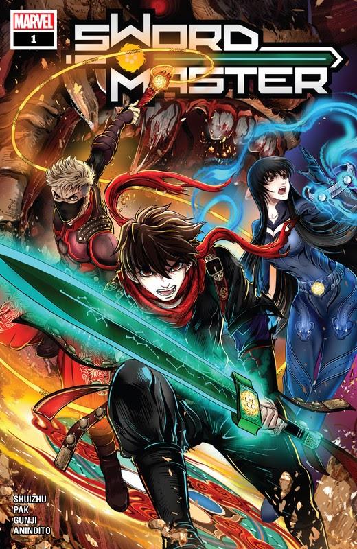 Sword Master (2019) - complete