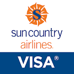 Sun Country Airlines Visa Icon