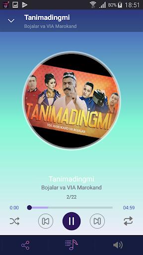 Hit qo'shiqlar Iyun 2019 5.0 screenshots 2