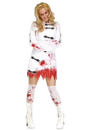 Dräkt, Blodig tvångsklänning