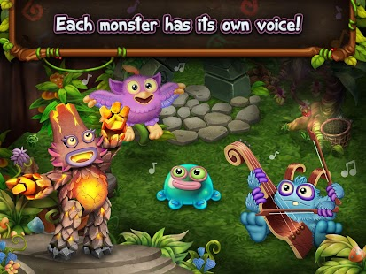 My Singing Monsters DawnOfFire- screenshot