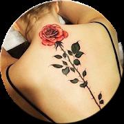 Tattoo design ideas icon