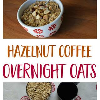 Hazelnut Coffee Overnight Joltmeal.