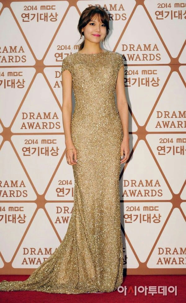 sooyoung gown 4