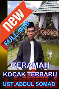 Ceramah KocakTerbaru Ust.Abdul somad Mp3 - náhled