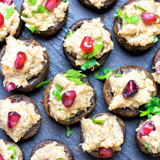 Stuffed Mushrooms Without Cheese Recipes