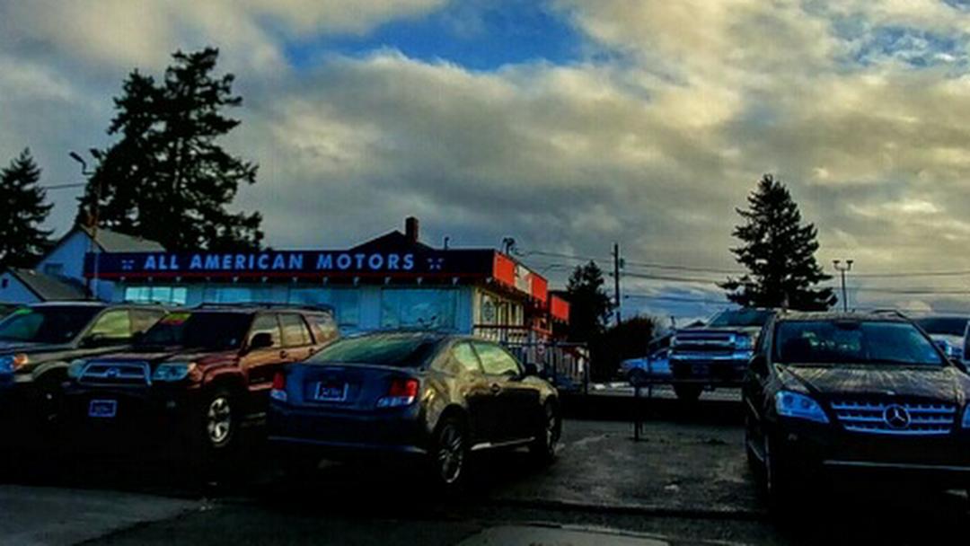 All American Motors >> All American Motors Used Car Dealer In Tacoma