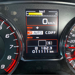 WRX STI VAB 2019年式 タイプSのカスタム事例画像 zeroさんの2020年10月24日22:54の投稿