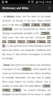 Dictionary and Bible KJV Android Apps on Google Play