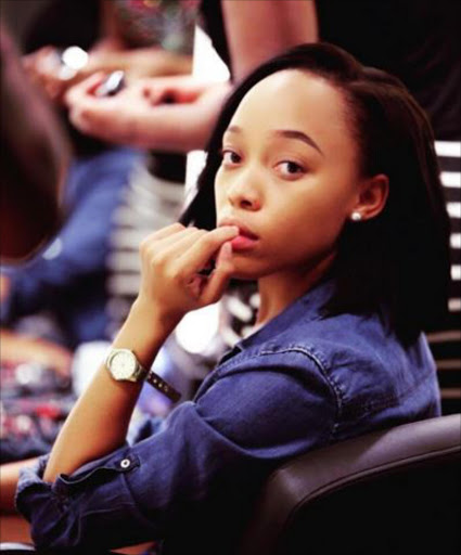 Thando Thabethe to star in romcom 'Love Lives Here'.
