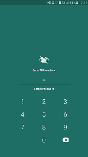 Hide image, video of whatsapp  screenshots 3
