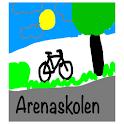 Arenaskolens cykel app