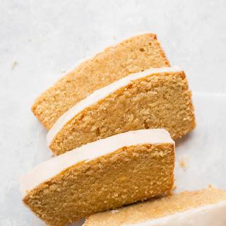 Gluten-Free Iced Lemon Pound Cake (Dairy-Free) Recipe