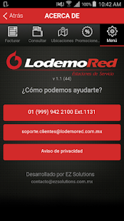 LodemoRed- screenshot thumbnail