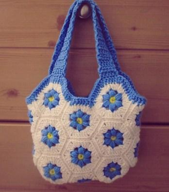 Crochet Bag Design Ideas Screenshot 7