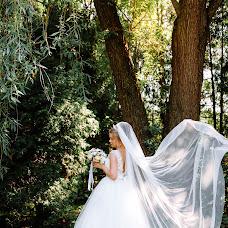 Wedding photographer Darya Baeva (dashuulikk). Photo of 14.08.2018