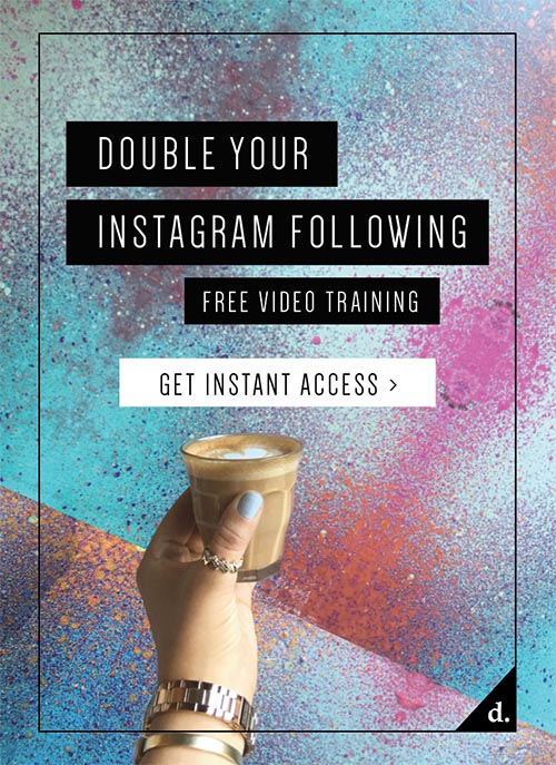how to build an entrepreneur account ig