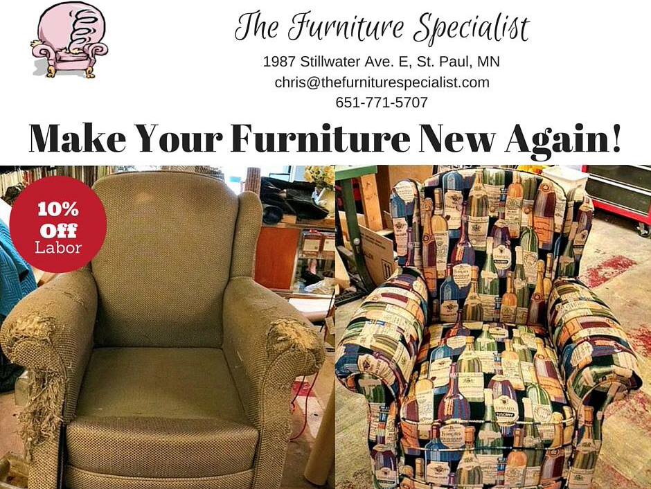 updates - Furniture Specialist