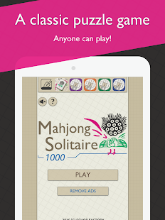 Download MahjongSolitaire1000 For PC Windows and Mac apk screenshot 6