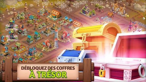 Télécharger Fantasy Forge : Monde des Anciens Empires APK MOD (Astuce) screenshots 4