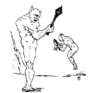 5e Grognard: Creature Catalog part 5, Fachan