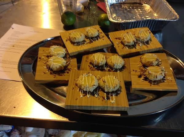 Coastal Coconut-key Lime Cookies Recipe