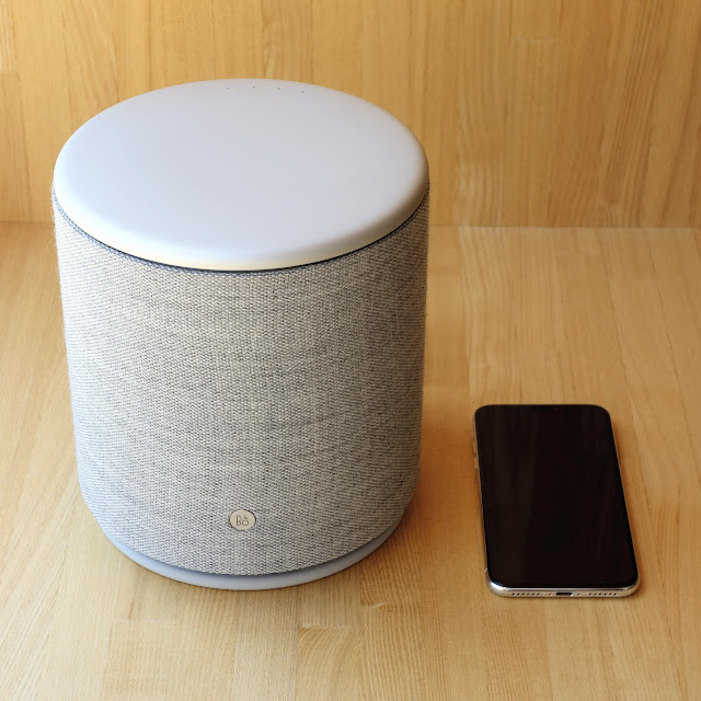 Beoplay M5 サイズ感