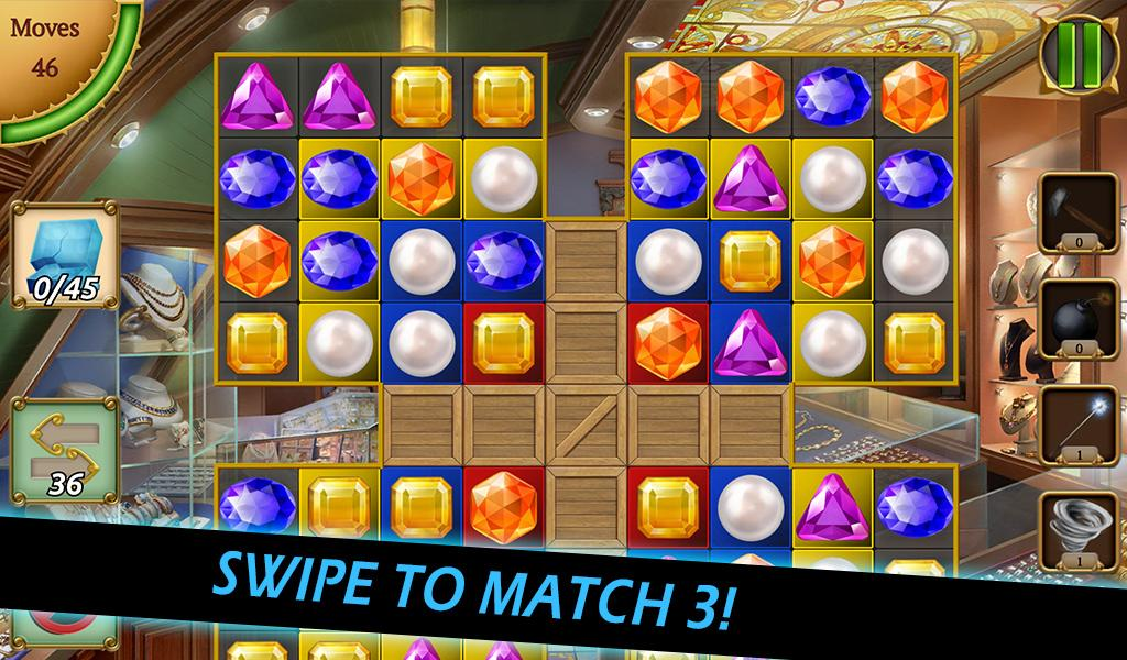 Relic Match 3: Free Three in a Row Puzzle Games- screenshot