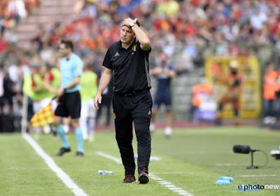 Wilmots conseillé par l'entraîneur de Galatasaray