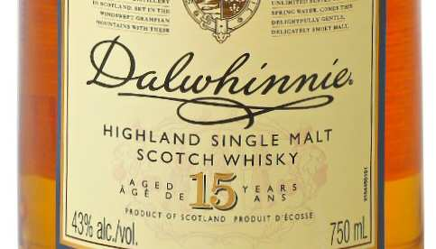 Logo for Dalwhinnie 15 Year Old