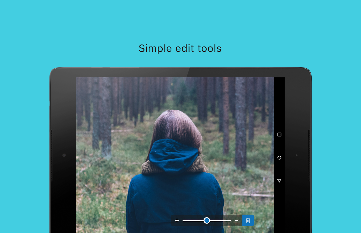 Vivv Free effects and filters- screenshot
