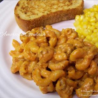 Velveeta Macaroni And Cheese Goulash Recipes