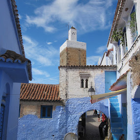 chefchaouen City by Morad Taame - City,  Street & Park  City Parks