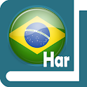 Bíblia com Harpa icon