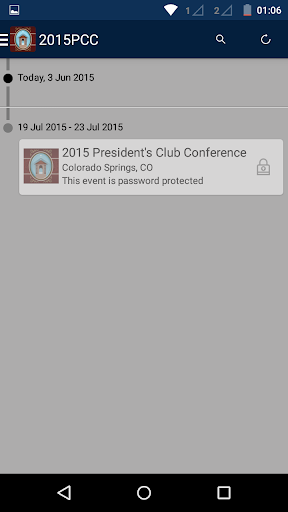 2015 President's Club Conf