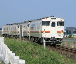 Photo: 2013年5月5日 宮川→田丸 間