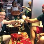 drinks with my buddy Dan at Suviche Miami in Miami, Florida, United States