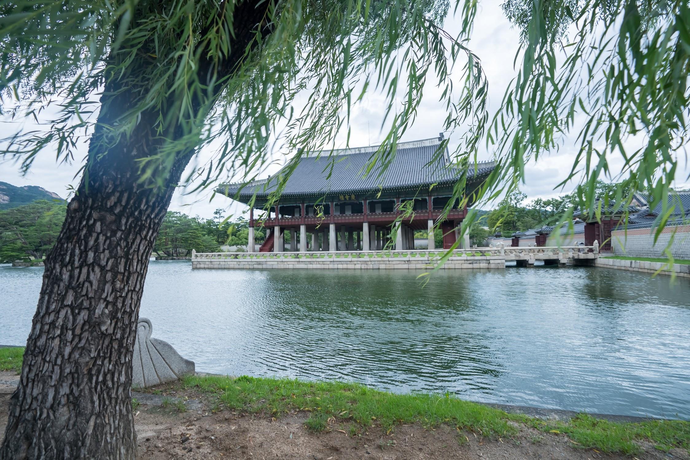 ソウル 景福宮3