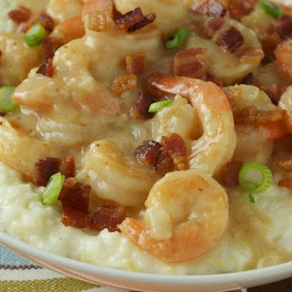 Shrimp and Grits.