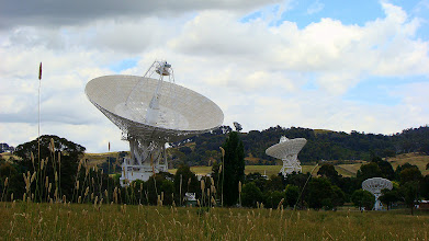 Photo: Canberra Deep Space Communication Complex