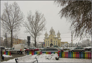 """Photo: Turda - Calea Victoriei - parcul din Mr.3 - Grupul statuar """"Horea Cloșca și Crișan"""" - 2018.12.19"""