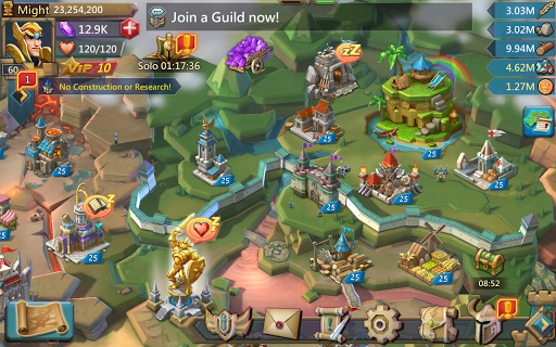 Lords Mobile screenshot 18