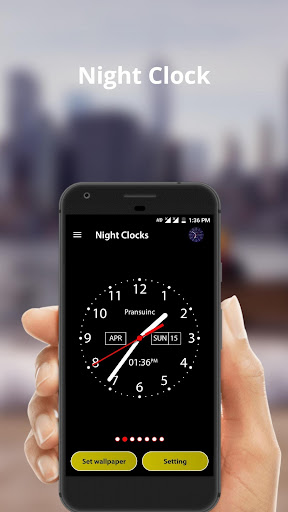 Night Clock 1.5.0 screenshots 3