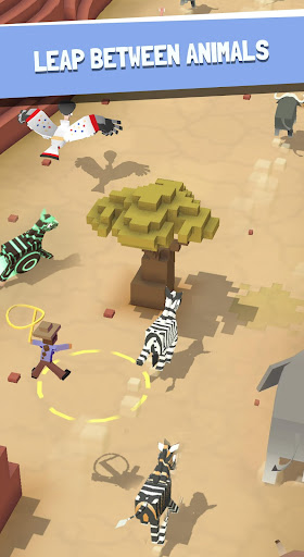Rodeo Stampede: Sky Zoo Safari screenshot 2