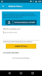 Health On Mobile - náhled