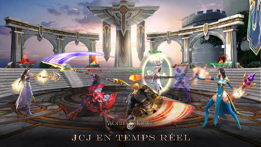 World of Kings  captures d'u00e9cran 2