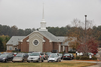 Photo: First Christian Church Lawrenceville