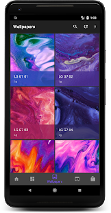 G7 Experience - Icon Pack Screenshot
