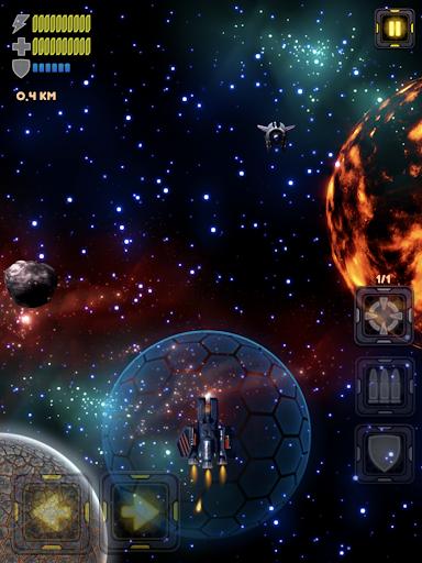 Spaceship Defender - space invaders spaceship game screenshot 11