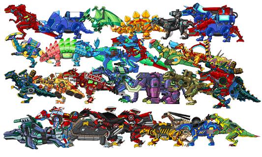 Dino Robot Battle Field screenshot 05